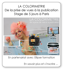 Stage de colorimétrie